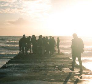 Youth At Beach