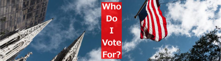 Question: As A Christian, Who Do I Vote For?