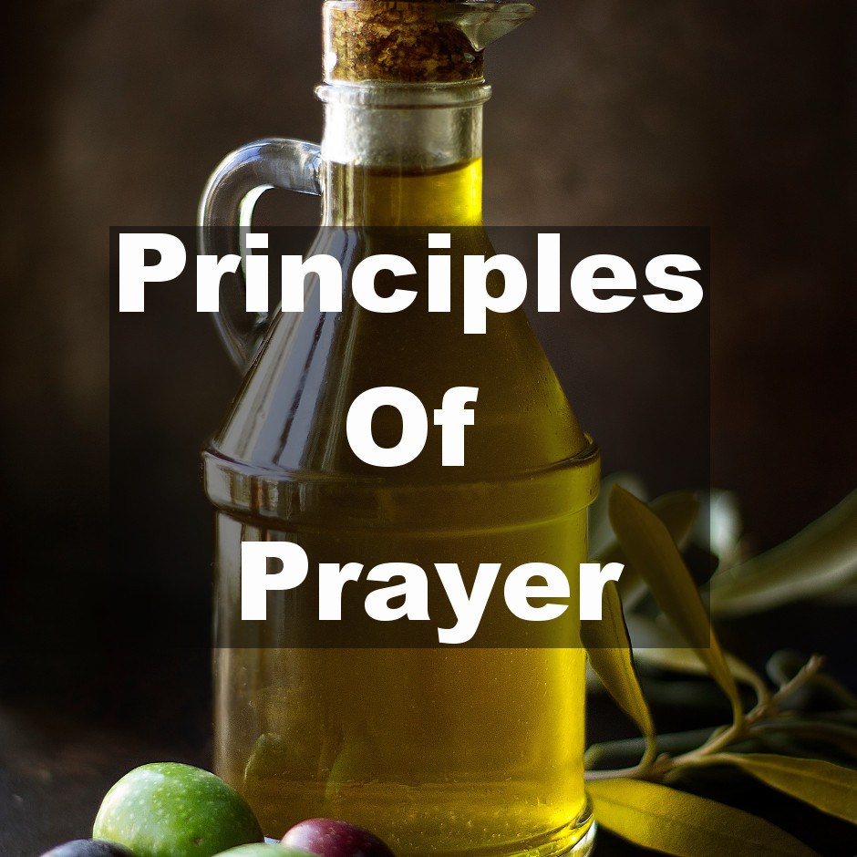 Principles Of Prayer 940X940